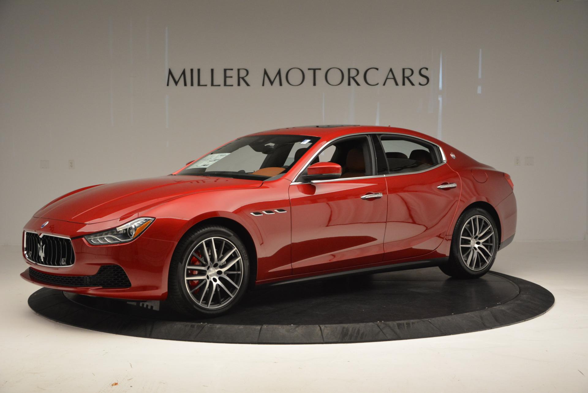 New 2017 Maserati Ghibli S Q4 For Sale () | Miller Motorcars Stock #M1658