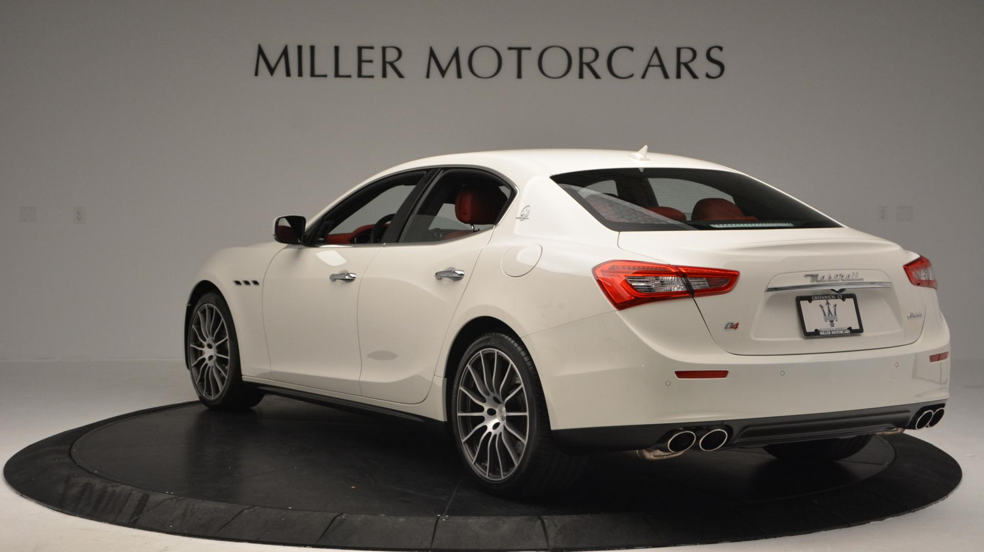 New 2016 Maserati Ghibli S Q4 For Sale ()   Miller Motorcars Stock #W266