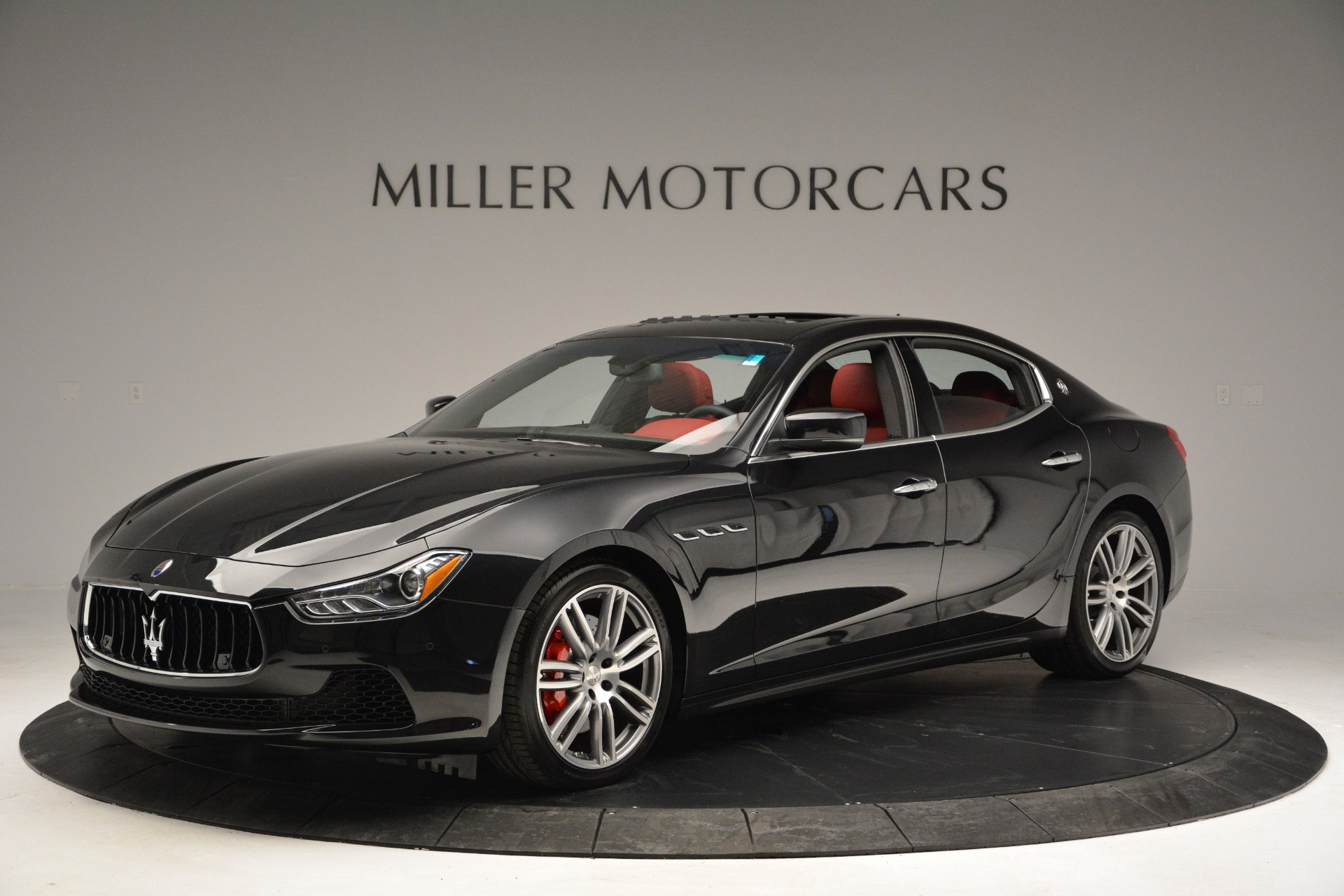 New 2017 Maserati Ghibli S Q4 For Sale ()   Miller Motorcars Stock #M1687