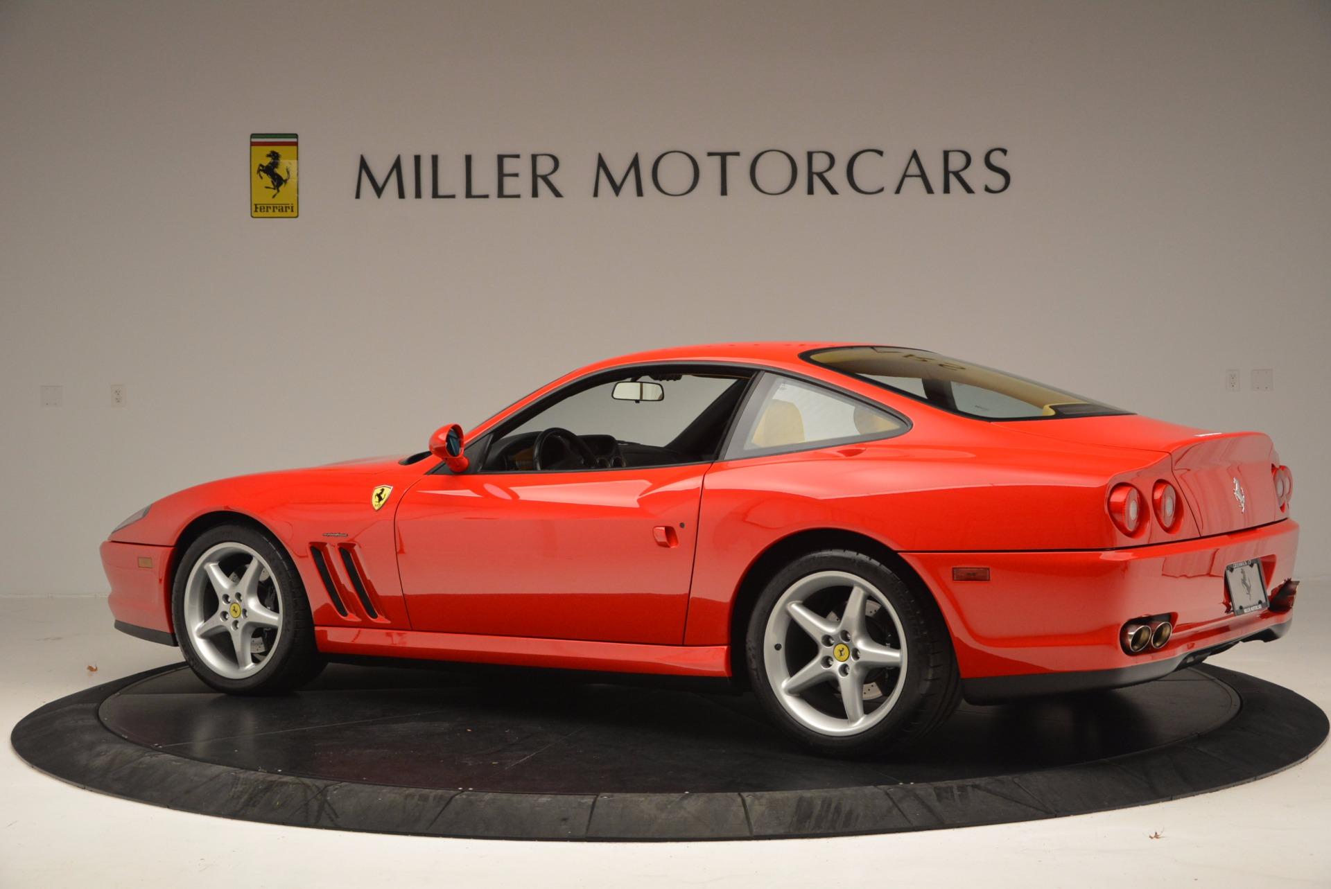 Used-2000-Ferrari-550-Maranello