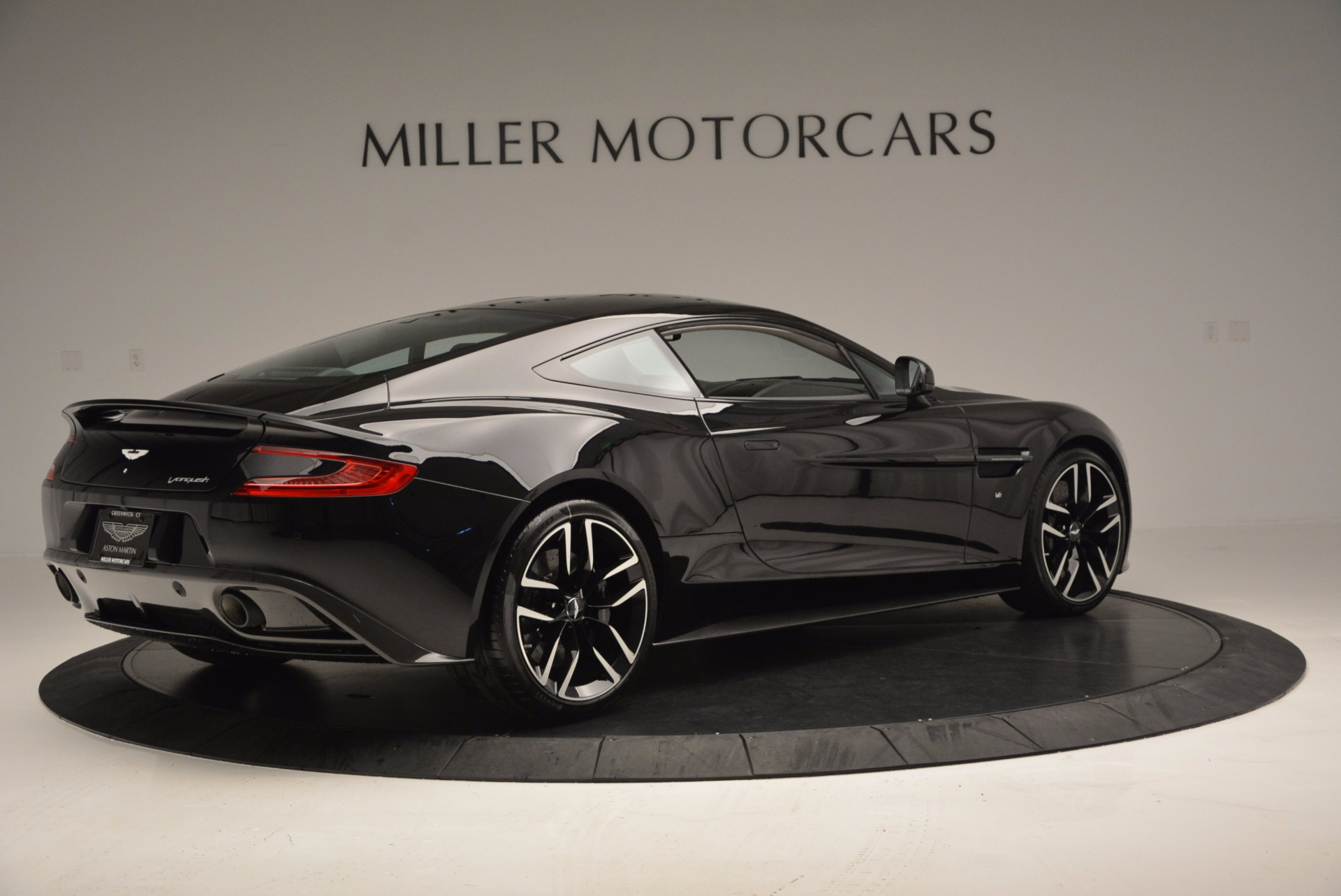 Pre Owned 2017 Aston Martin Vanquish Coupe For Sale Miller Motorcars Stock A1195b