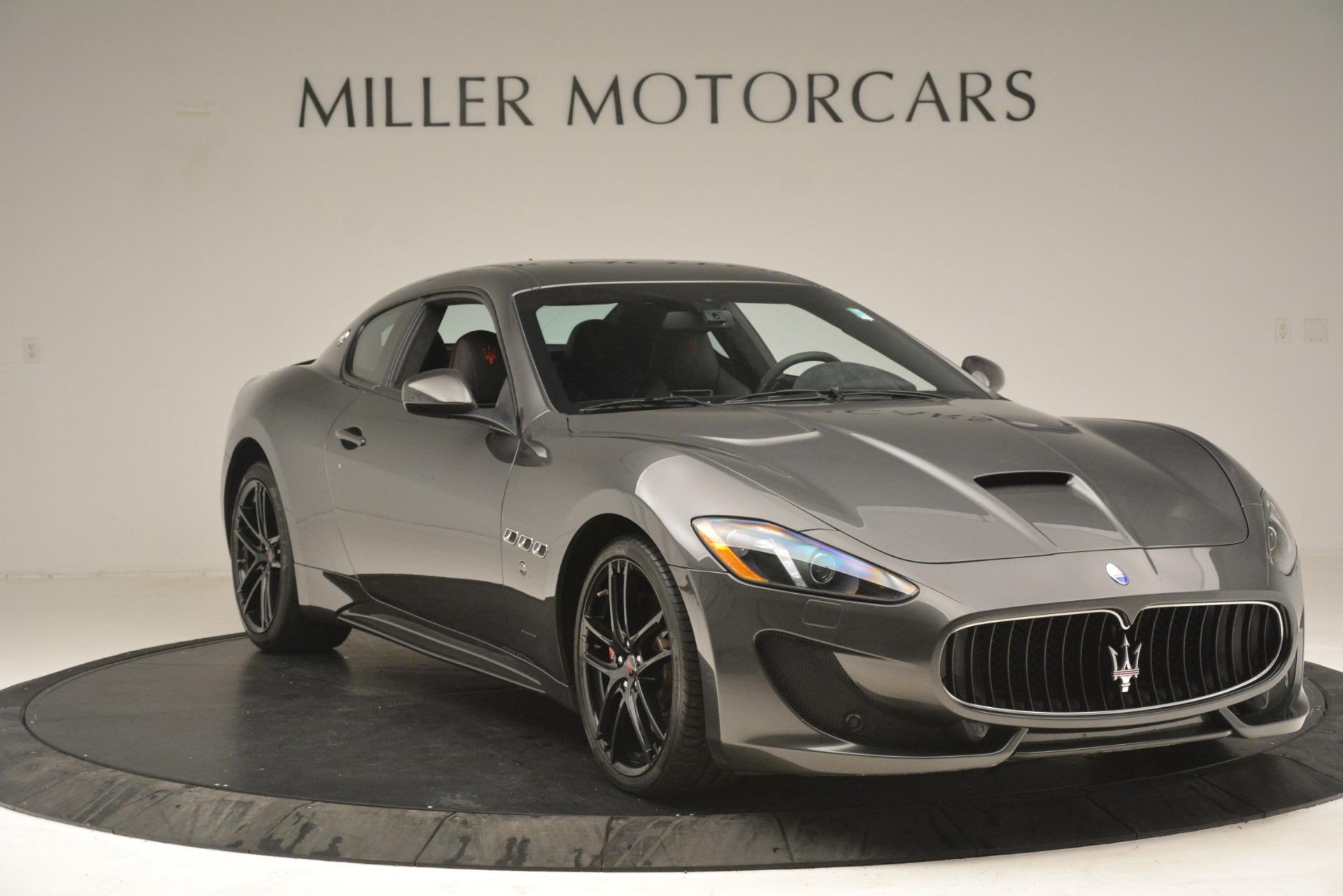 Used-2017-Maserati-GranTurismo-GT-Sport-Special-Edition