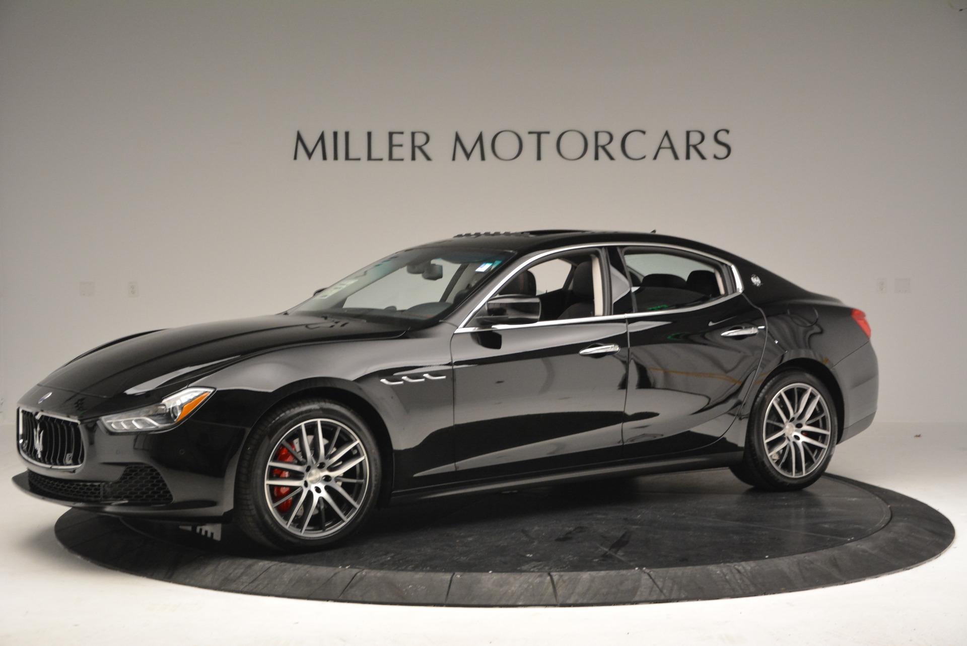 Used-2016-Maserati-Ghibli-S-Q4--EX-LOANER