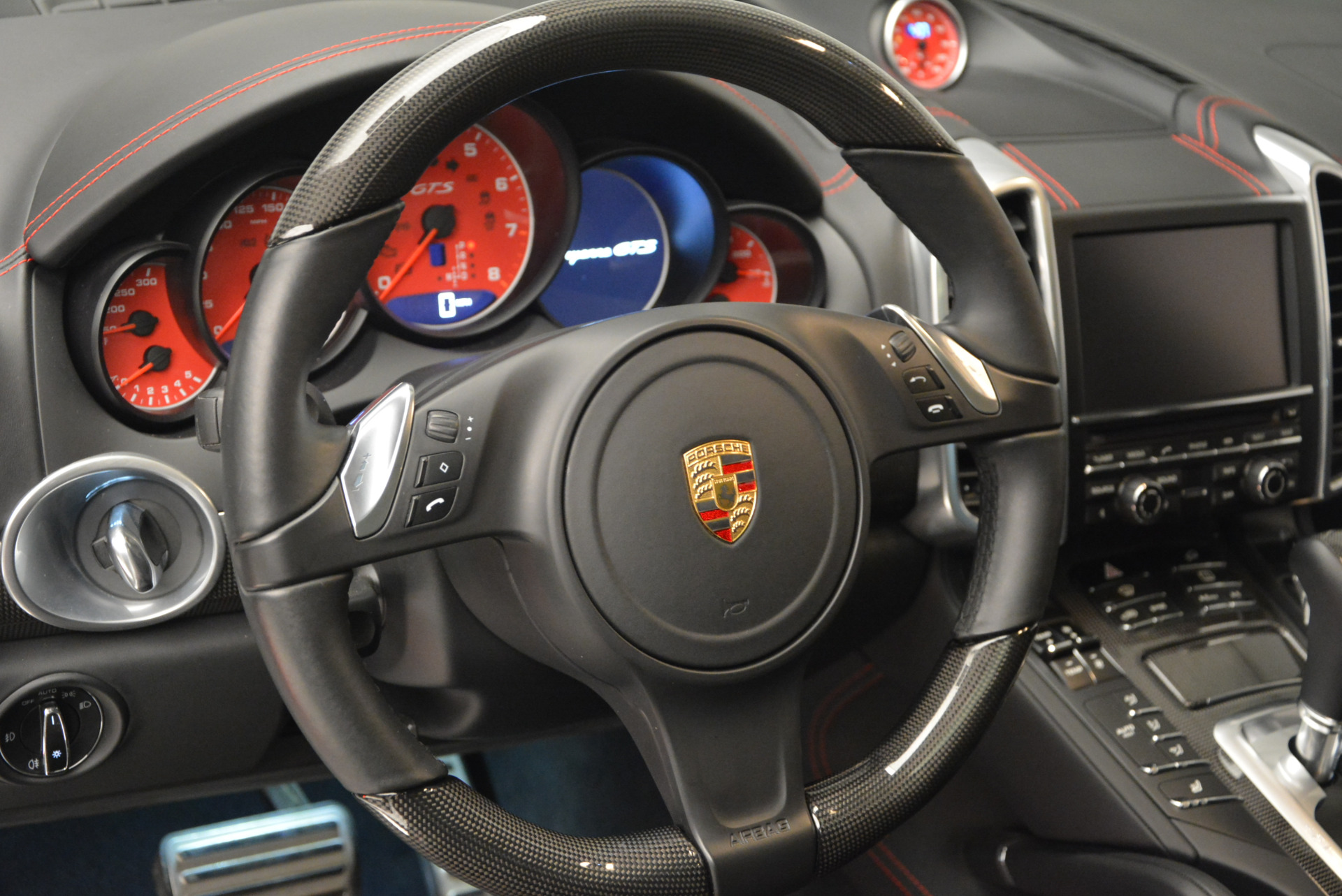 Pre Owned 2014 Porsche Cayenne Gts For Sale Miller Motorcars Stock 7111