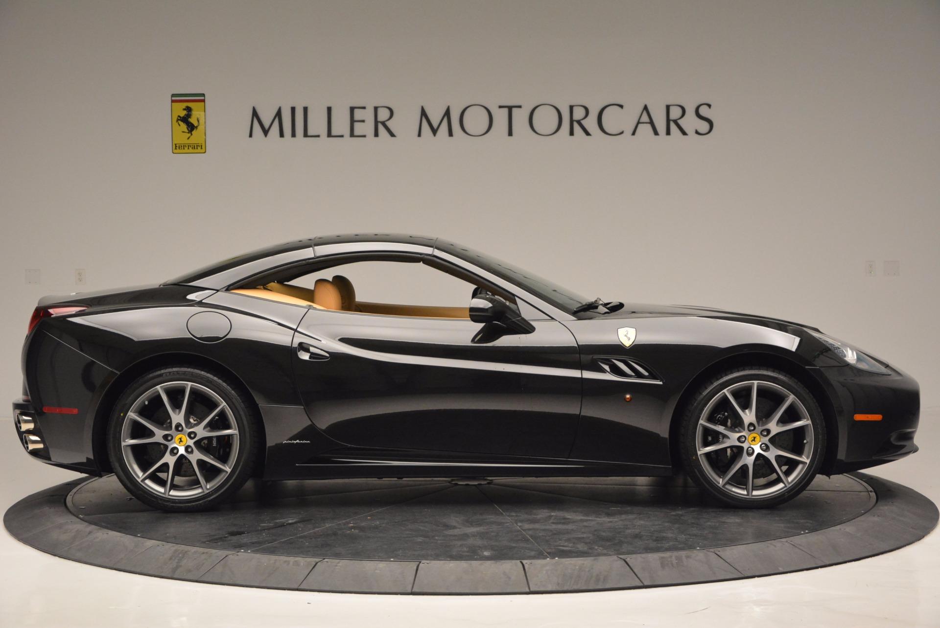Pre Owned 2010 Ferrari California For Sale Miller Motorcars Stock 4362