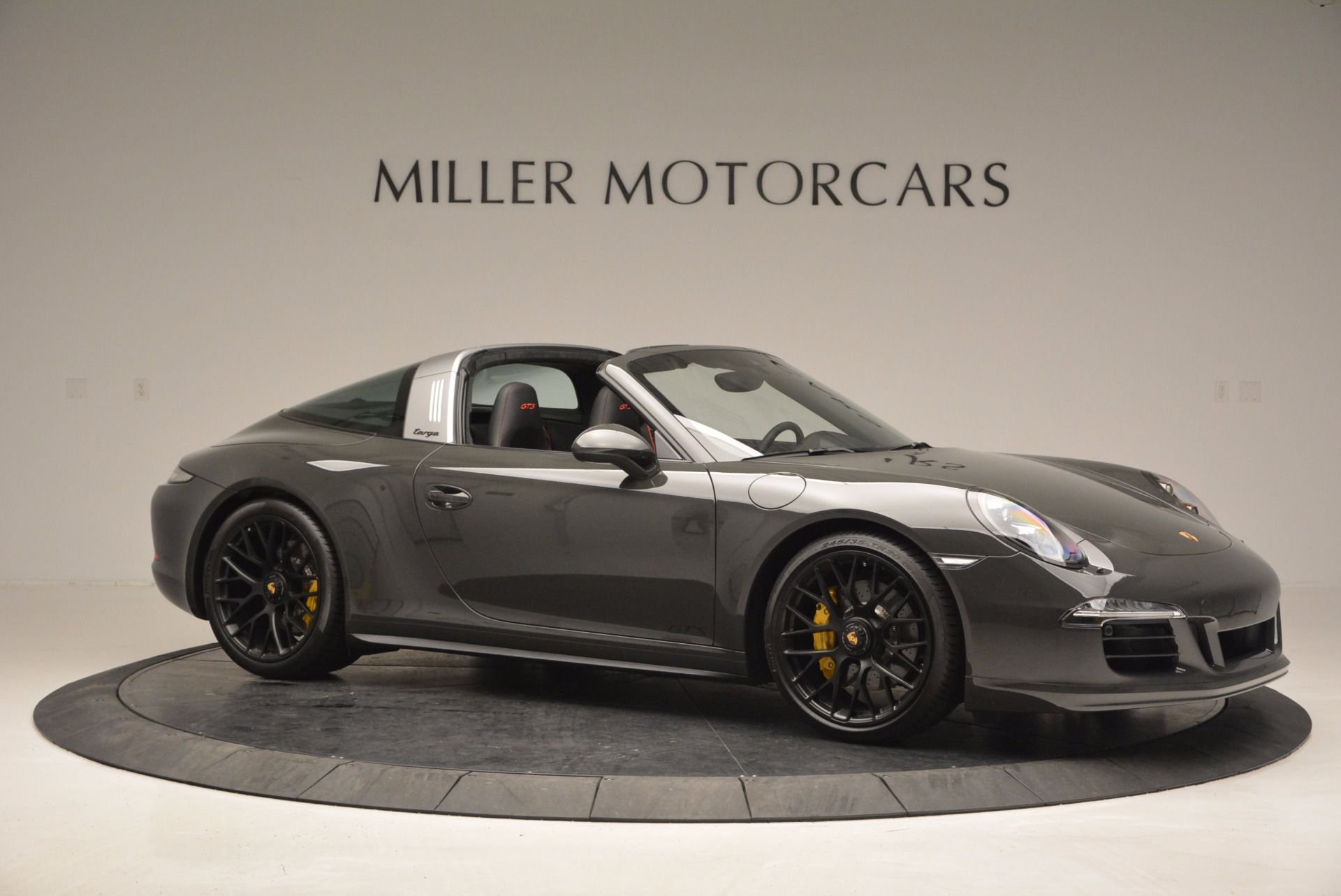 Porsche Targa For Sale >> Pre Owned 2016 Porsche 911 Targa 4 Gts For Sale Miller