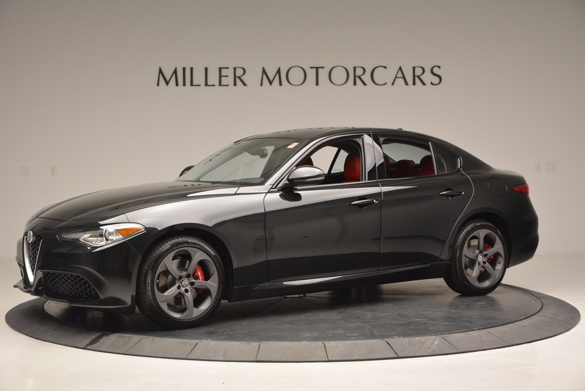 New 2017 Alfa Romeo Giulia Q4 For Sale Miller Motorcars