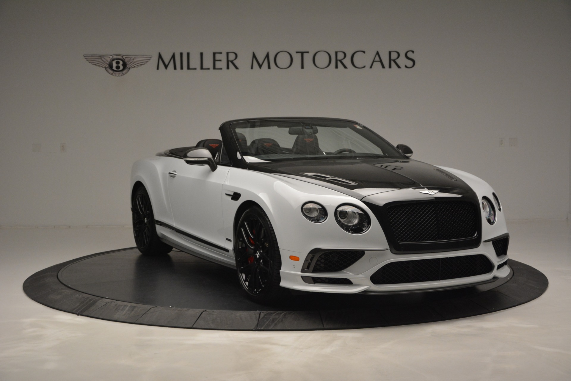 New 2018 Bentley Continental Gt Supersports Convertible For Sale Miller Motorcars Stock B1384