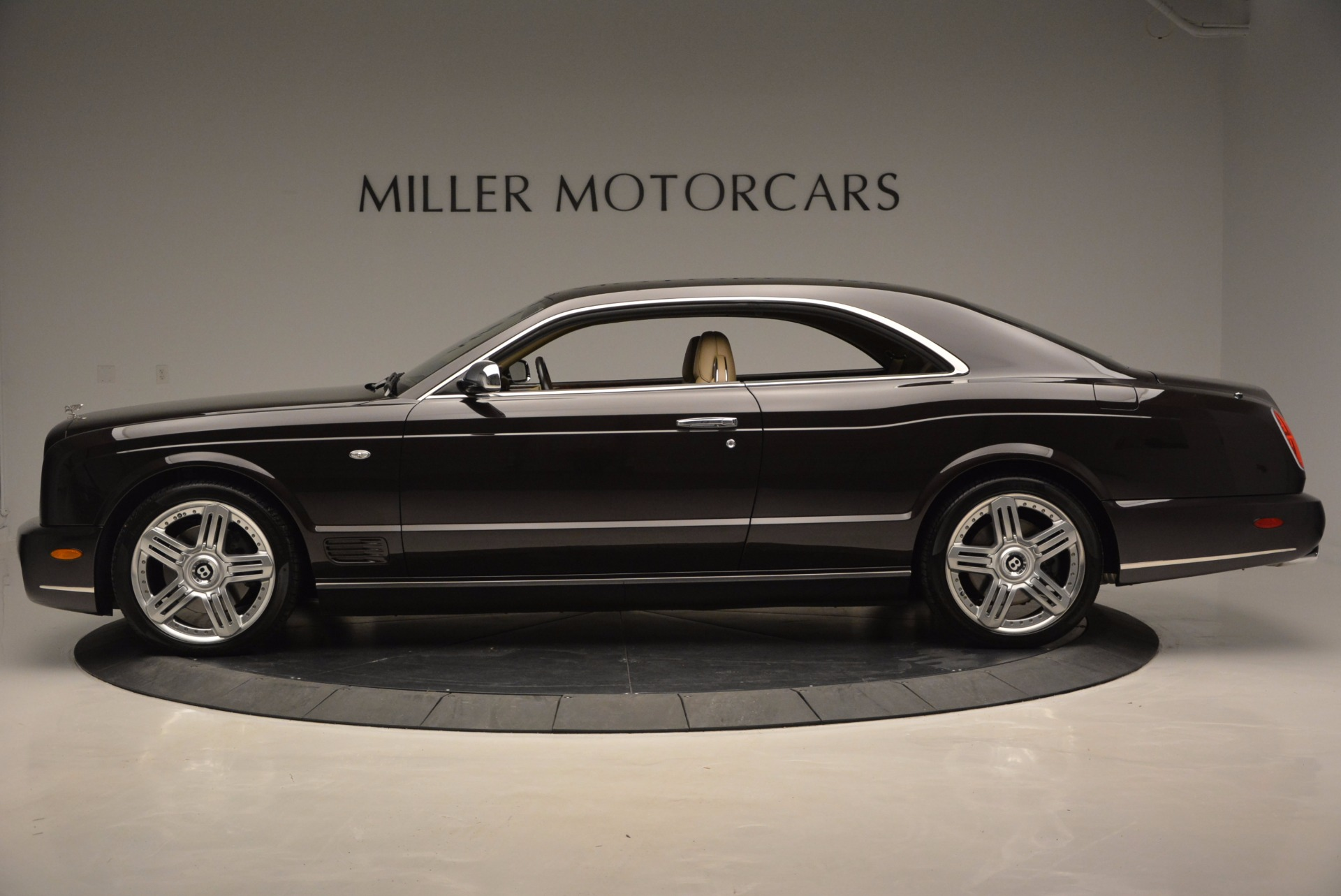 Pre Owned 2009 Bentley Brooklands For Sale Miller