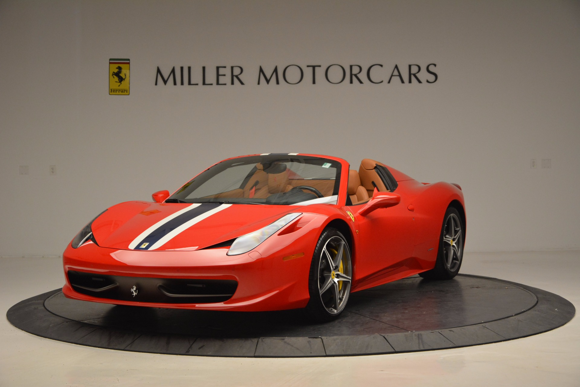 2014 Ferrari 458 Spider >> Used 2014 Ferrari 458 Spider For Sale Miller Motorcars