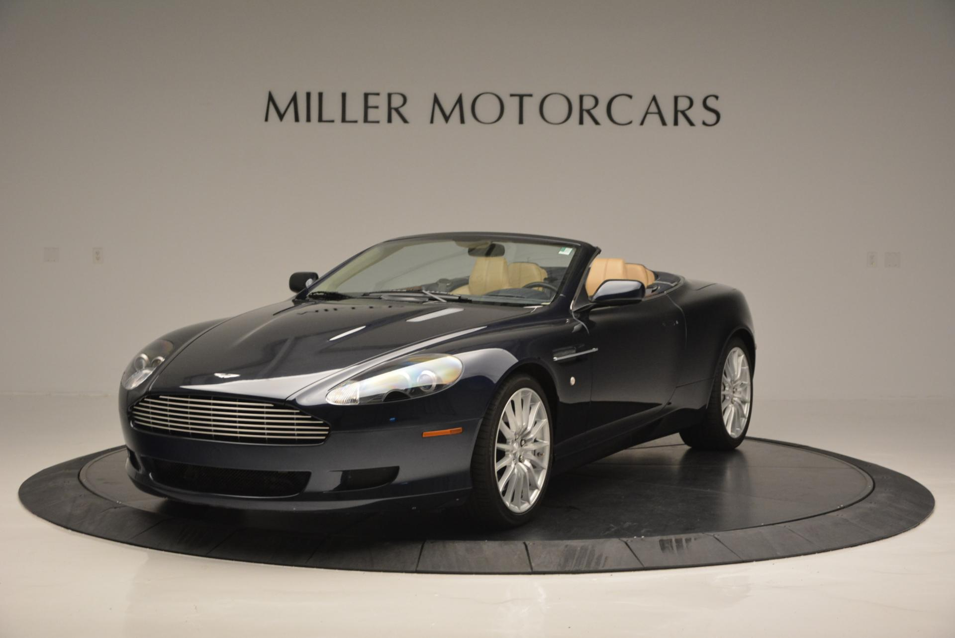 Used 2007 Aston Martin DB9 Volante | Greenwich, CT