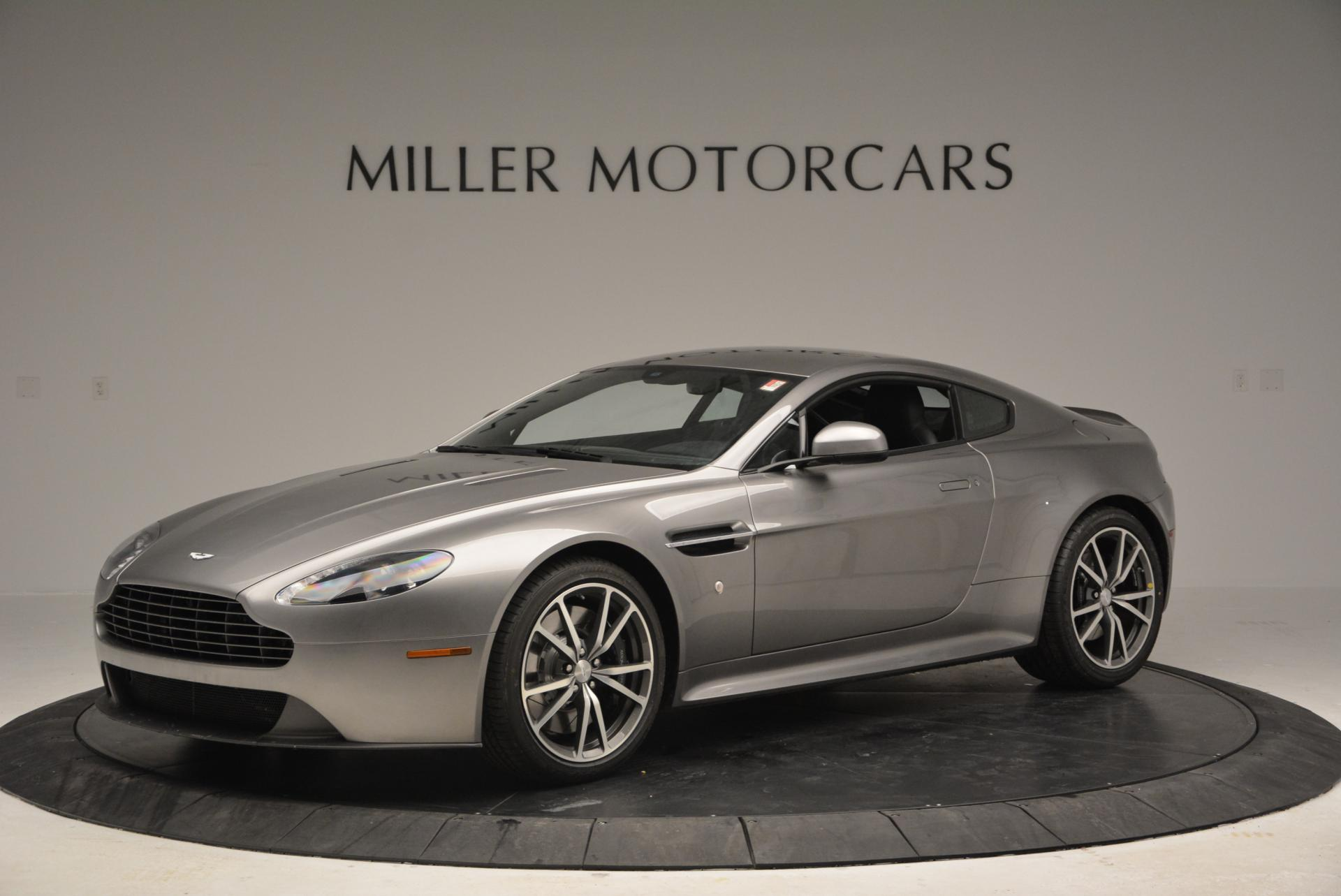 Pre Owned 2016 Aston Martin V8 Vantage Gt Coupe For Sale 78 900 Miller Motorcars Stock A1331a