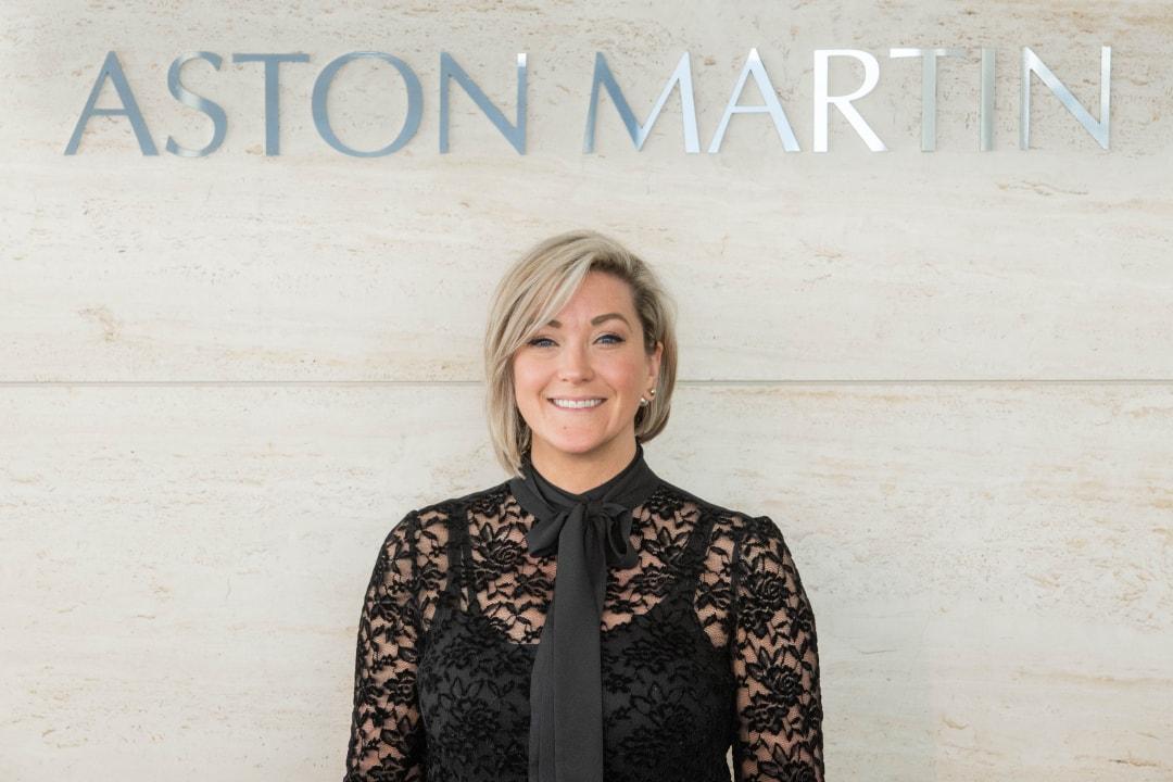 Lisa Anastas - Sales Specialist - Aston Martin