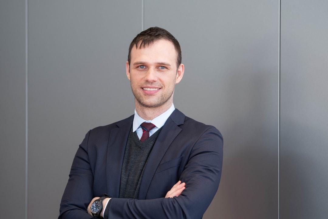 Aleksey Katkov - Brand Manager - McLaren