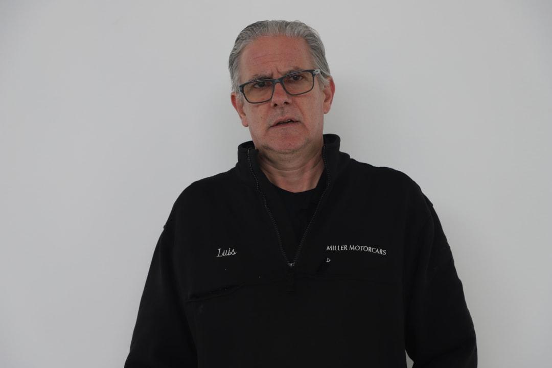Luis Carrapico - Technician - Bentley
