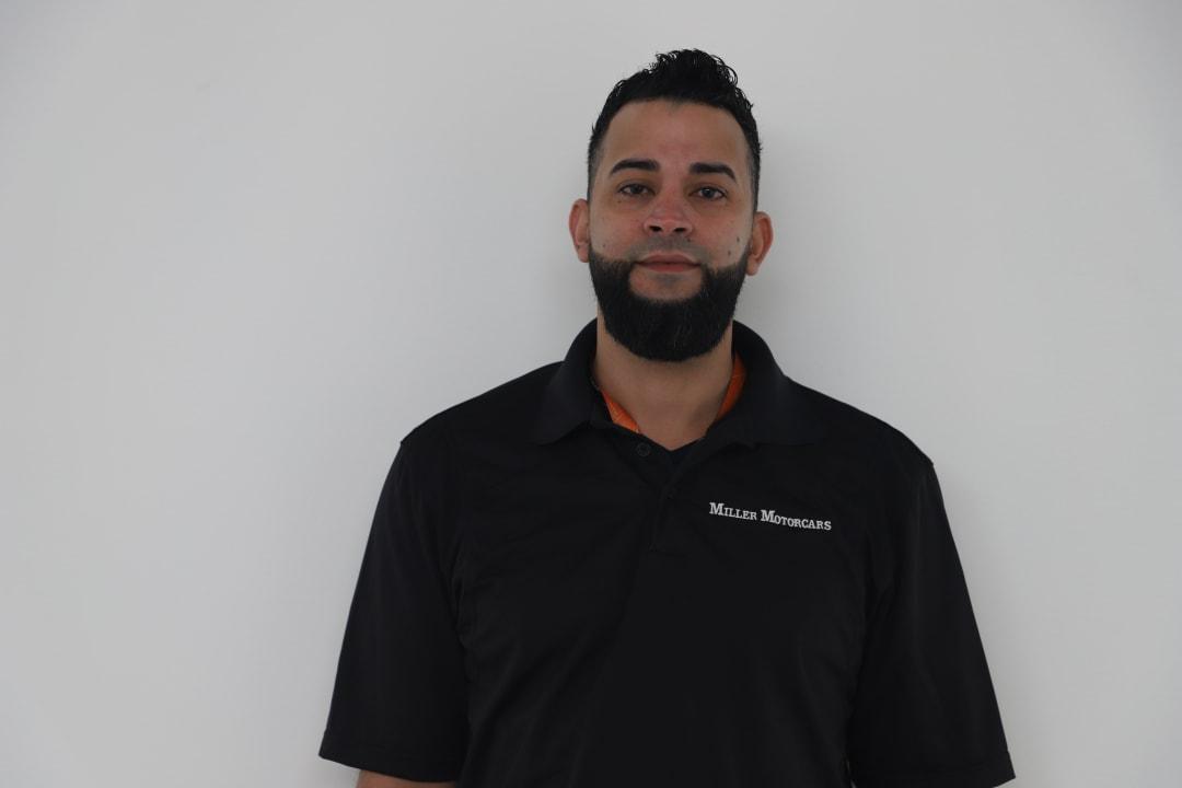 Manny Beltre - Technician - McLaren