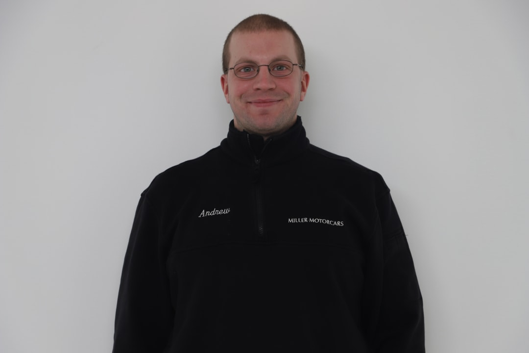 Andrew Howell - Technician - Alfa Romeo, Maserati, Pagani & Bugatti