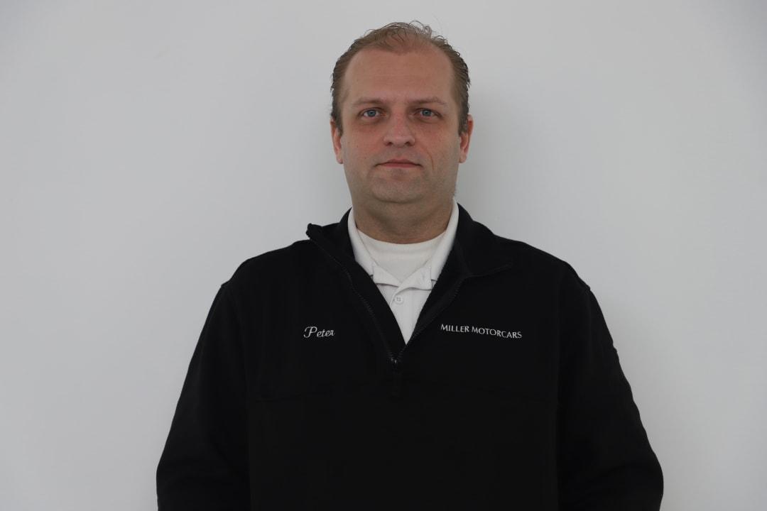 Peter Bernacki - Service Advisor - Bentley & Rolls-Royce
