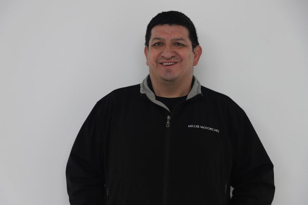 Jorge Alcoser - Porter