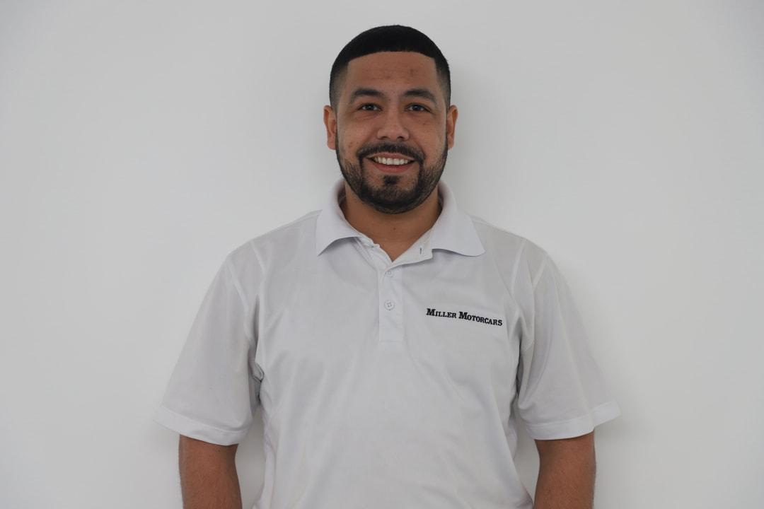 Hector Rodriguez - Service Advisor - Alfa Romeo & Maserati