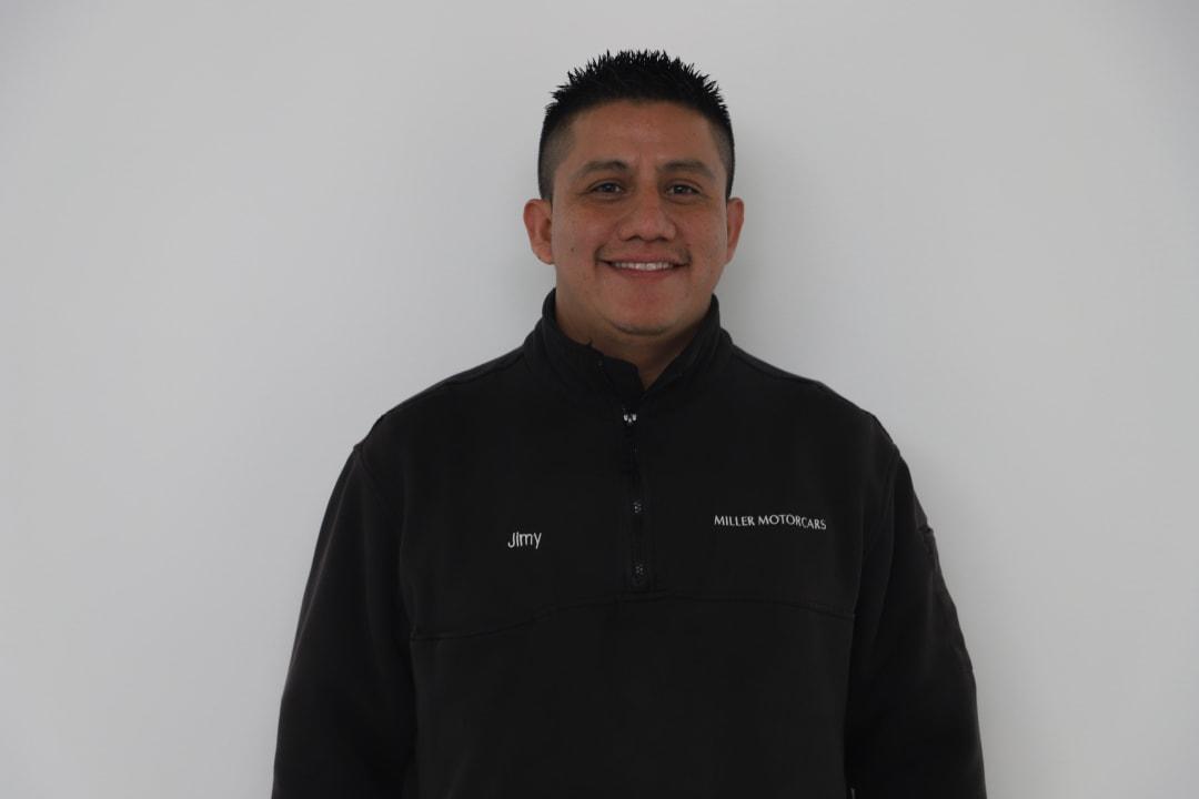 Jimy Duenas - Service Assistant