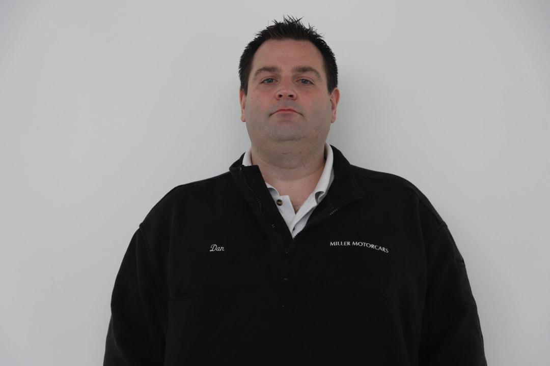 Daniel Palchik - Service Advisor - Aston Martin & McLaren