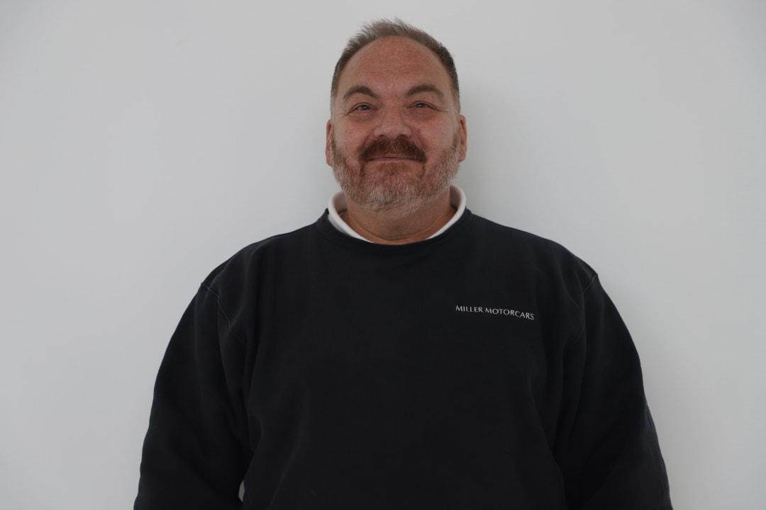 Larry Mazzella - Parts Specialist - Maserati