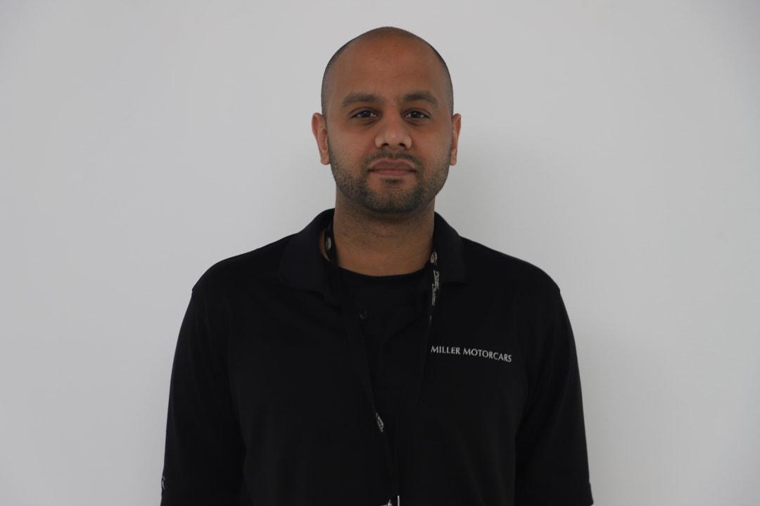 Jorge Santiago - Shop Foreman - McLaren & Rolls-Royce / Technician - Aston Martin & Pagani