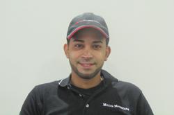 Manny Beltre - Technician McLaren
