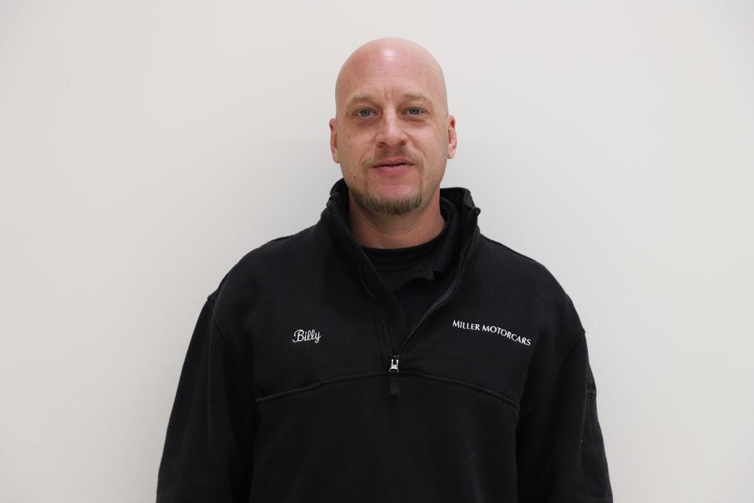 Billy Noonan - Service Assistant - Alfa Romeo & Maserati