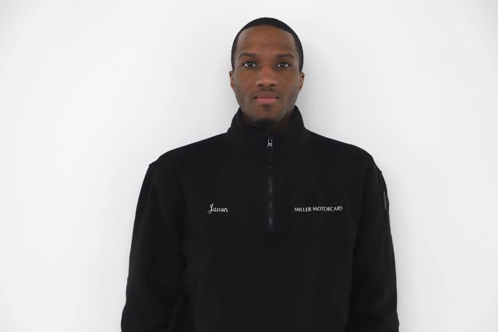 Javon Brown - Porter